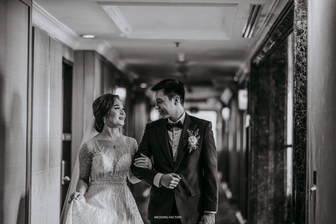 Reynaldo + Sevy Wedding by Wedding Factory - 020