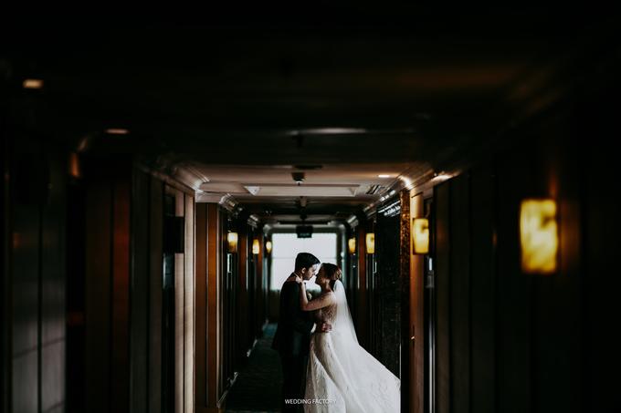Reynaldo + Sevy Wedding by Wedding Factory - 021