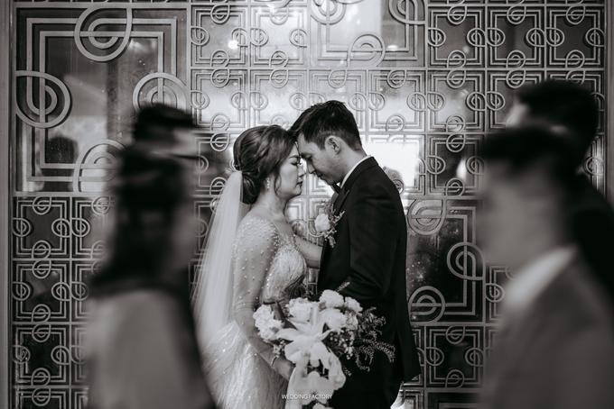 Reynaldo + Sevy Wedding by Wedding Factory - 022