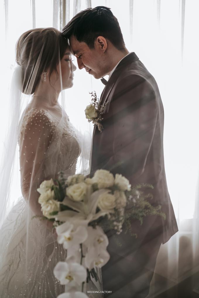Reynaldo + Sevy Wedding by Wedding Factory - 023