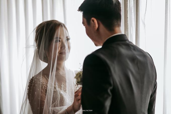 Reynaldo + Sevy Wedding by Wedding Factory - 024