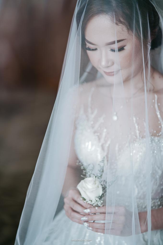 Reynaldo + Sevy Wedding by Wedding Factory - 025