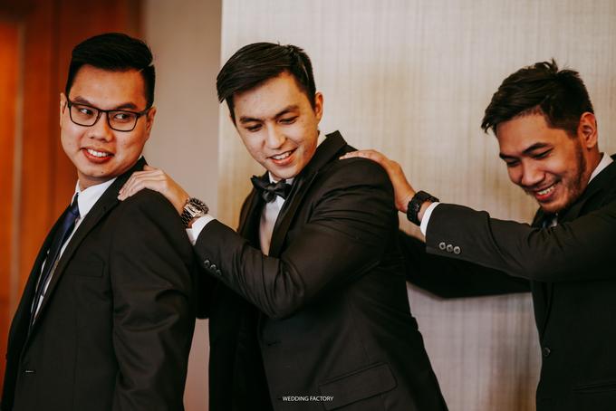Reynaldo + Sevy Wedding by Wedding Factory - 027