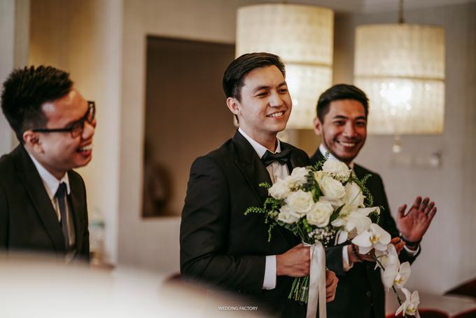 Reynaldo + Sevy Wedding by Wedding Factory - 030
