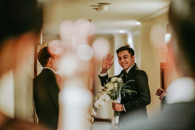 Reynaldo + Sevy Wedding by Wedding Factory - 035
