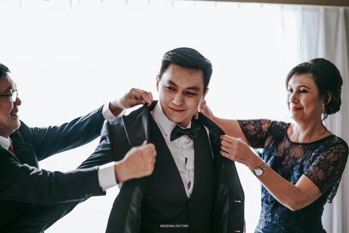 Reynaldo + Sevy Wedding by Wedding Factory - 036