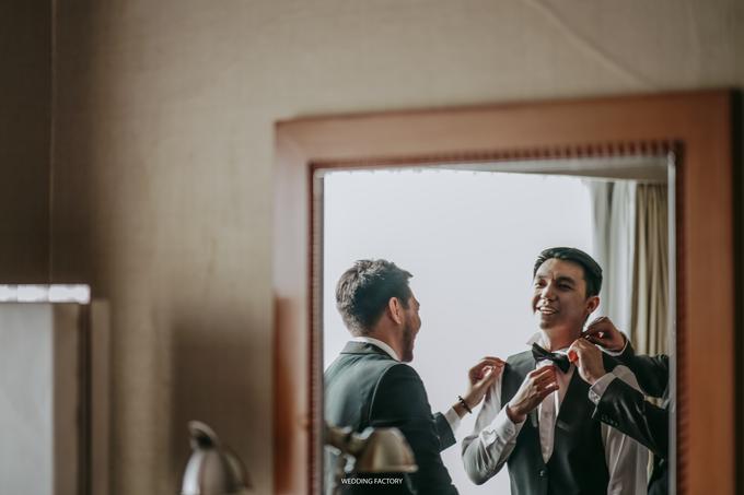 Reynaldo + Sevy Wedding by Wedding Factory - 037