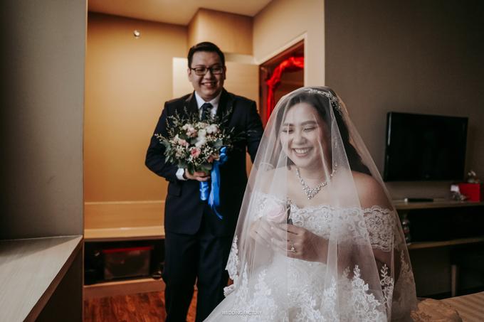 Christian + Meichealla Wedding by Wedding Factory - 002