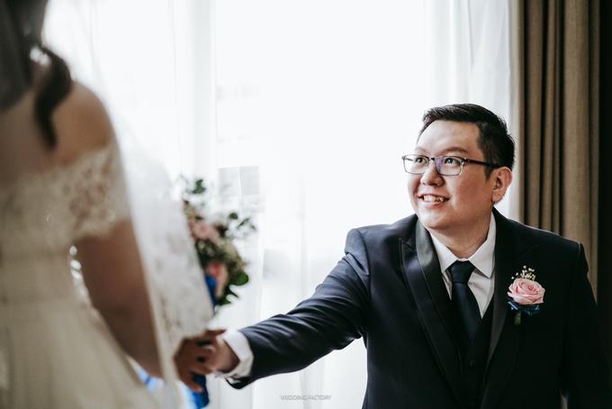 Christian + Meichealla Wedding by Wedding Factory - 004