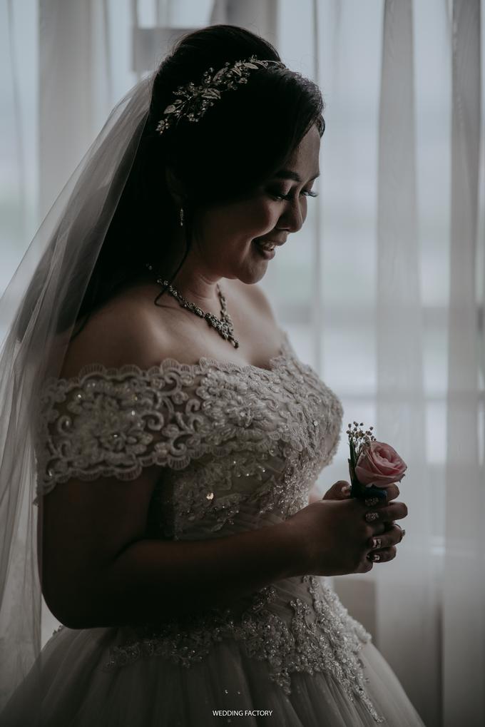 Christian + Meichealla Wedding by Wedding Factory - 005