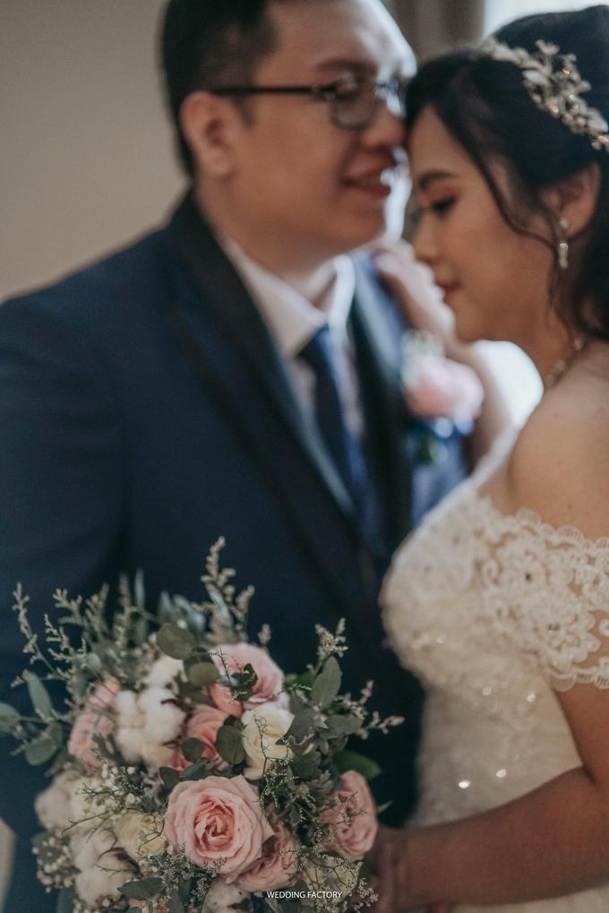 Christian + Meichealla Wedding by Wedding Factory - 006