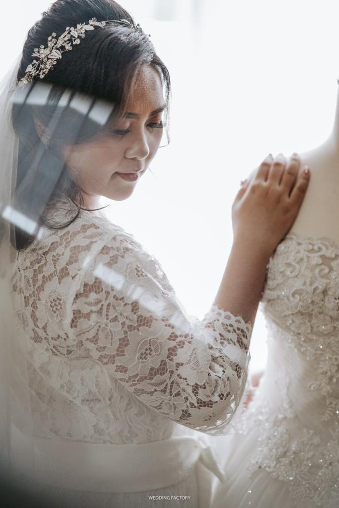 Christian + Meichealla Wedding by Wedding Factory - 007