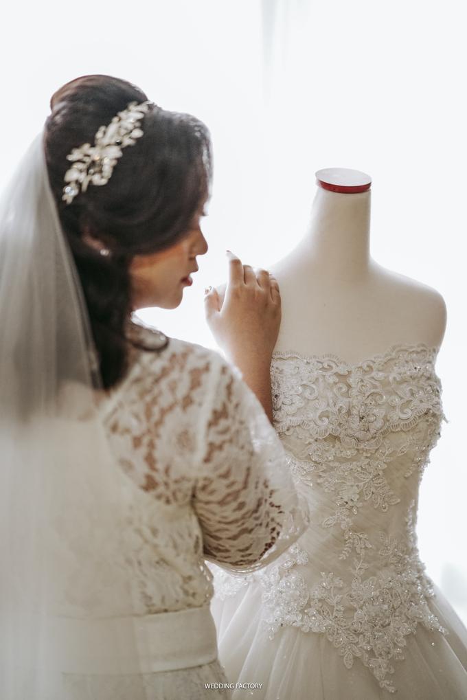 Christian + Meichealla Wedding by Wedding Factory - 008