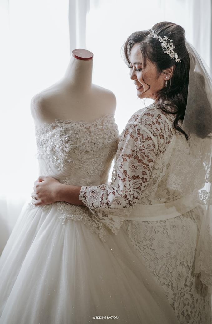 Christian + Meichealla Wedding by Wedding Factory - 009