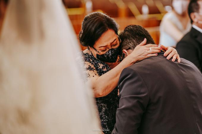 Christian + Meichealla Wedding by Wedding Factory - 014