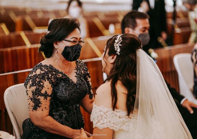 Christian + Meichealla Wedding by Wedding Factory - 015