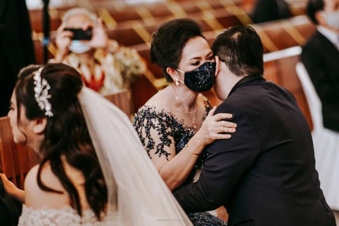 Christian + Meichealla Wedding by Wedding Factory - 016