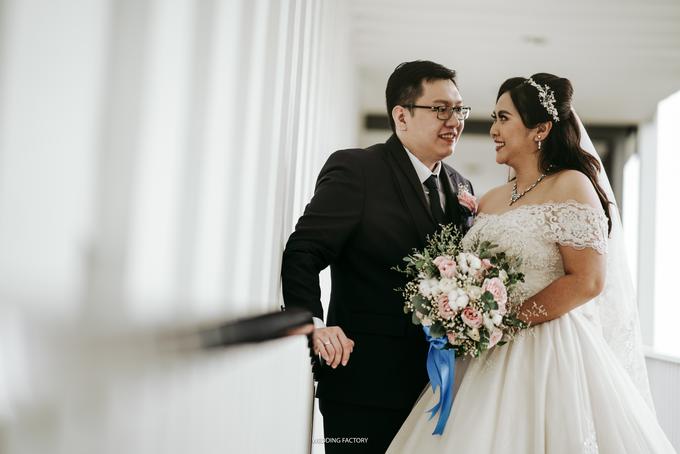 Christian + Meichealla Wedding by Wedding Factory - 018