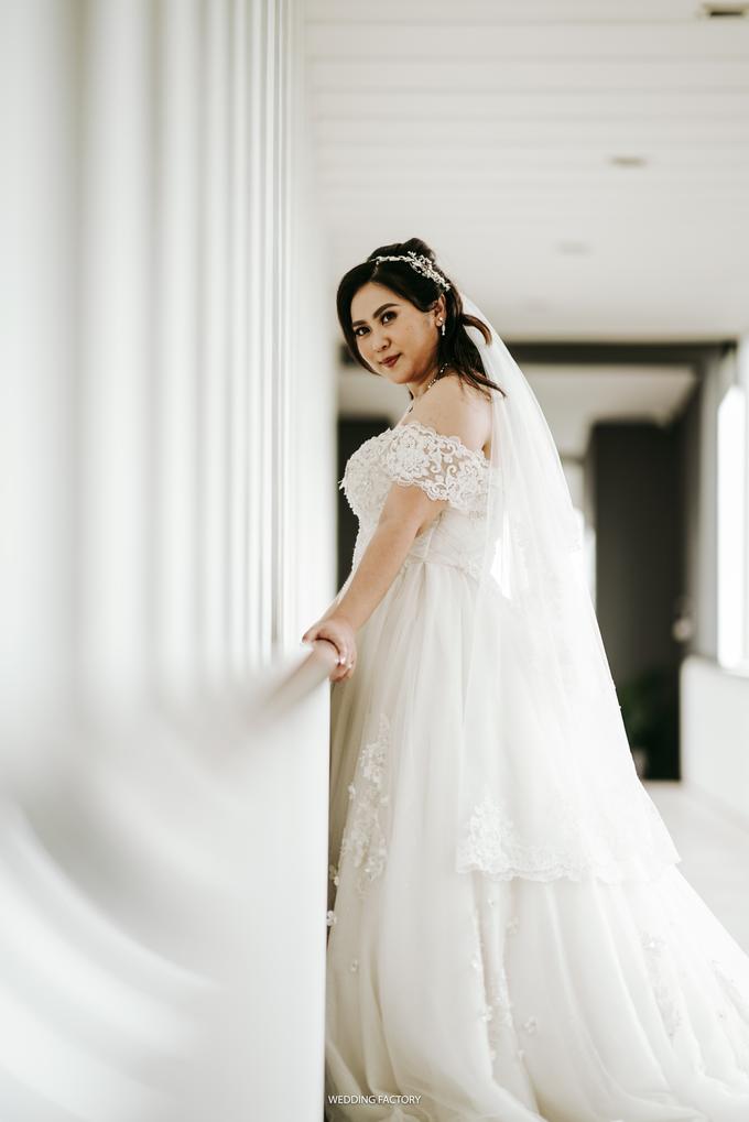 Christian + Meichealla Wedding by Wedding Factory - 019