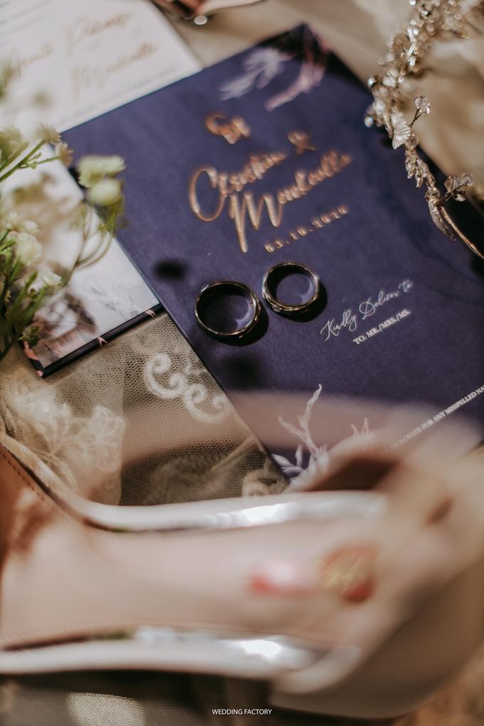 Christian + Meichealla Wedding by Wedding Factory - 020