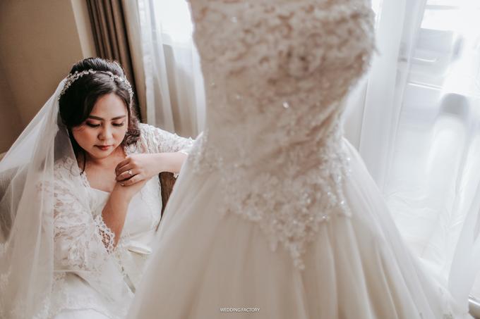 Christian + Meichealla Wedding by Wedding Factory - 022