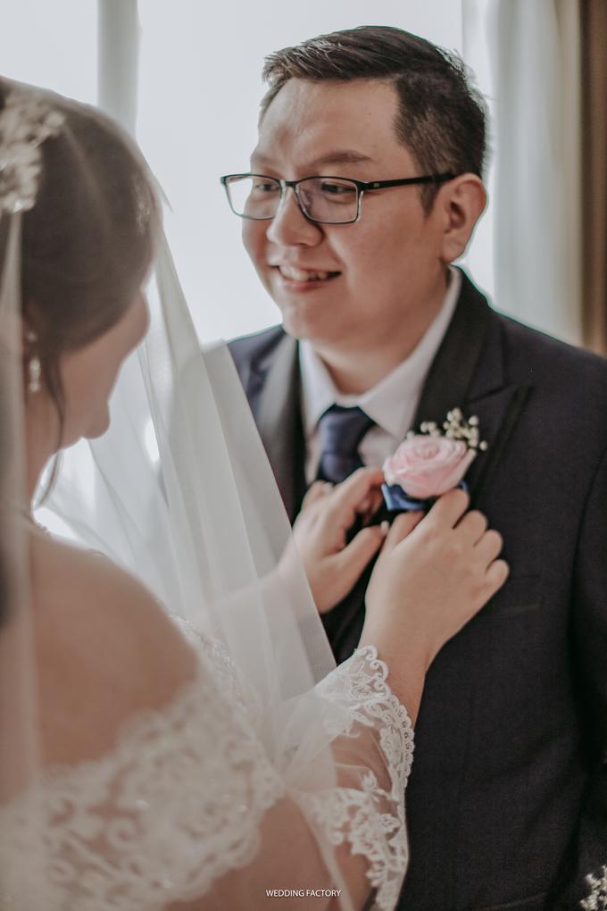Christian + Meichealla Wedding by Wedding Factory - 023