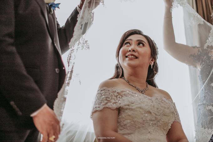 Christian + Meichealla Wedding by Wedding Factory - 024