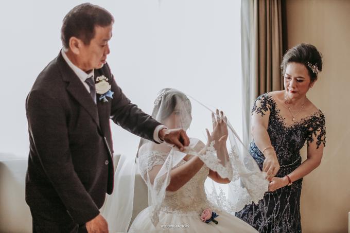 Christian + Meichealla Wedding by Wedding Factory - 025