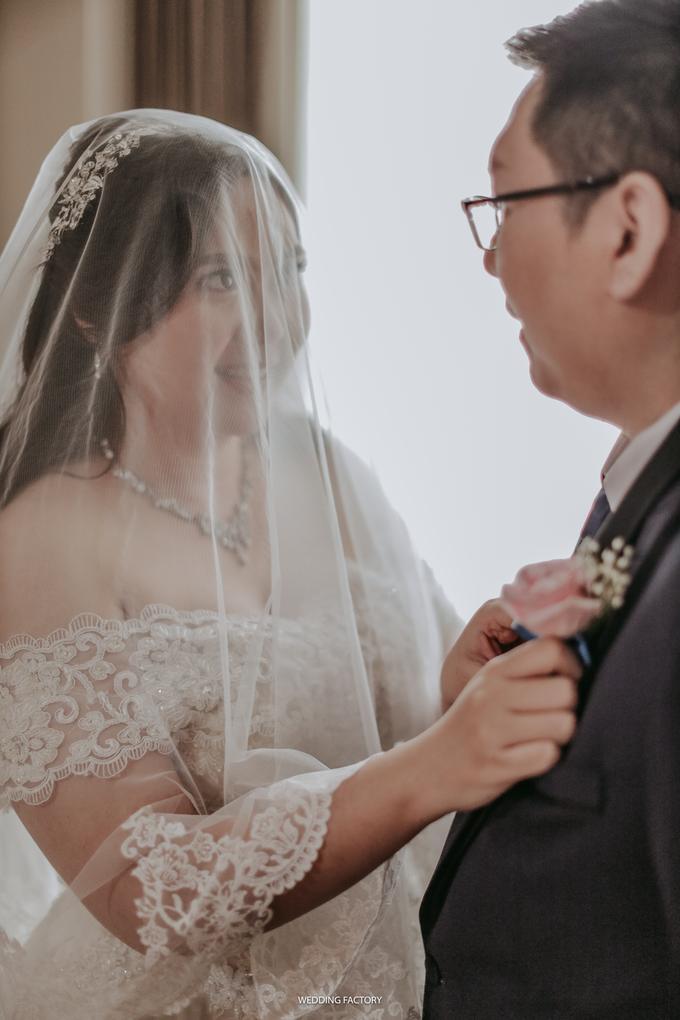 Christian + Meichealla Wedding by Wedding Factory - 026