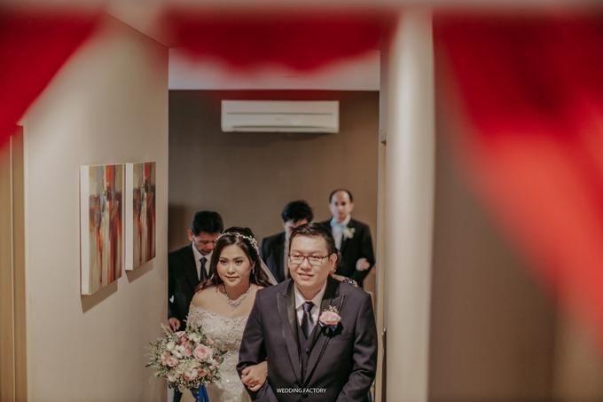 Christian + Meichealla Wedding by Wedding Factory - 027