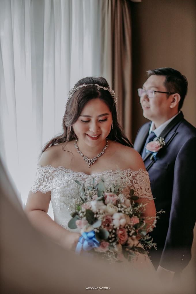 Christian + Meichealla Wedding by Wedding Factory - 028