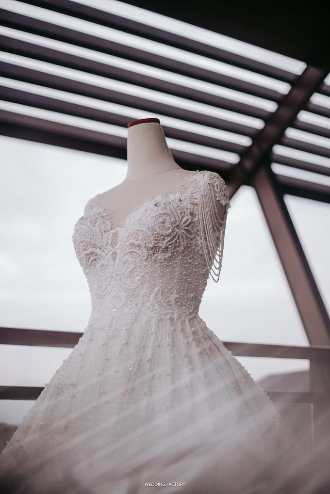 Yudha + Jessica Wedding by Wedding Factory - 007