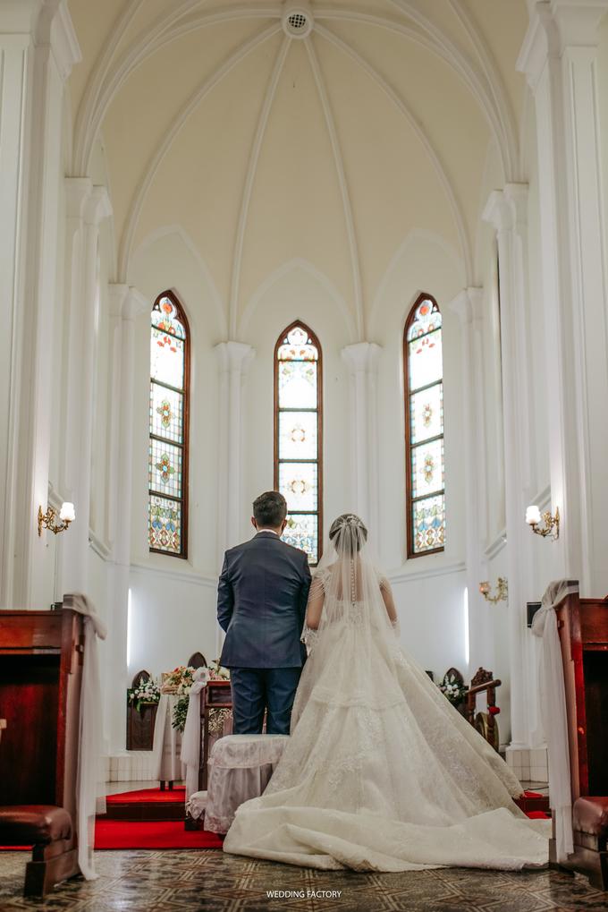 Yudha + Jessica Wedding by Wedding Factory - 009