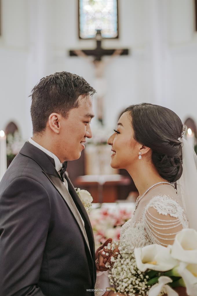 Yudha + Jessica Wedding by Wedding Factory - 011
