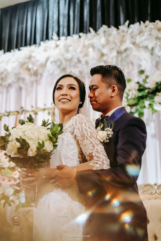Daniel + Uli Wedding by Wedding Factory - 001