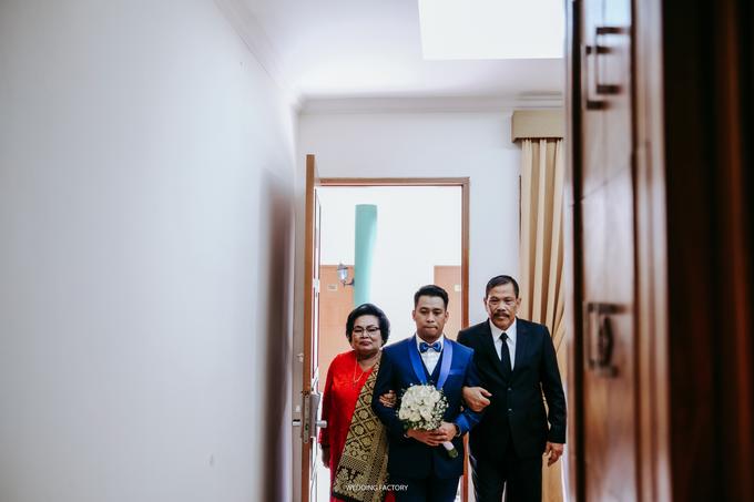 Daniel + Uli Wedding by Wedding Factory - 003