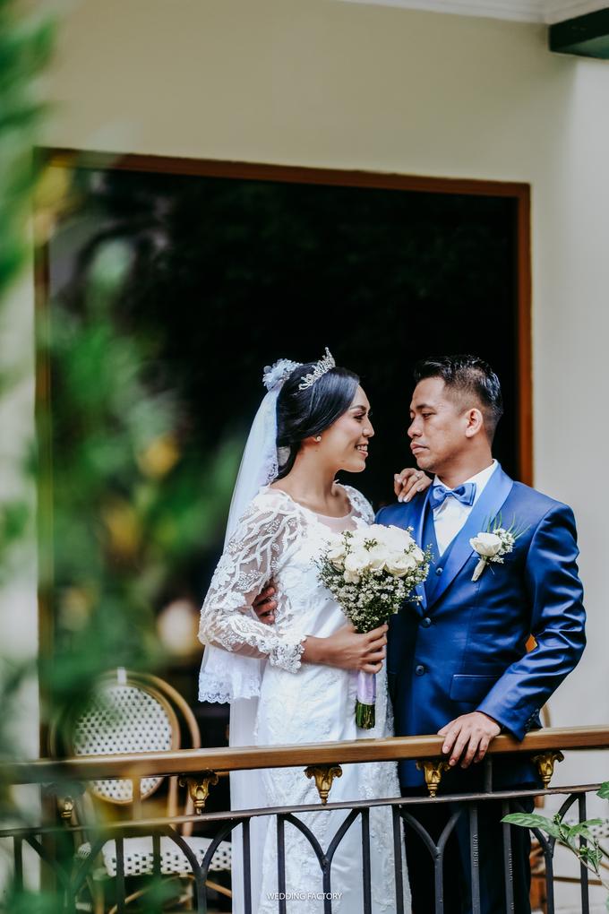 Daniel + Uli Wedding by Wedding Factory - 004