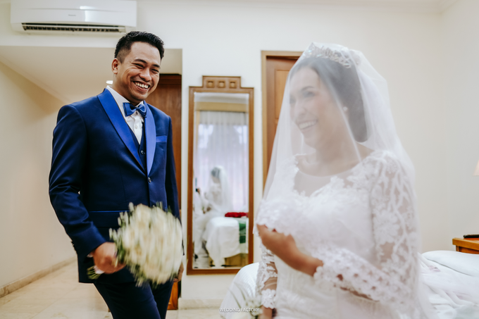 Daniel + Uli Wedding by Wedding Factory - 005