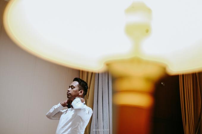 Daniel + Uli Wedding by Wedding Factory - 007