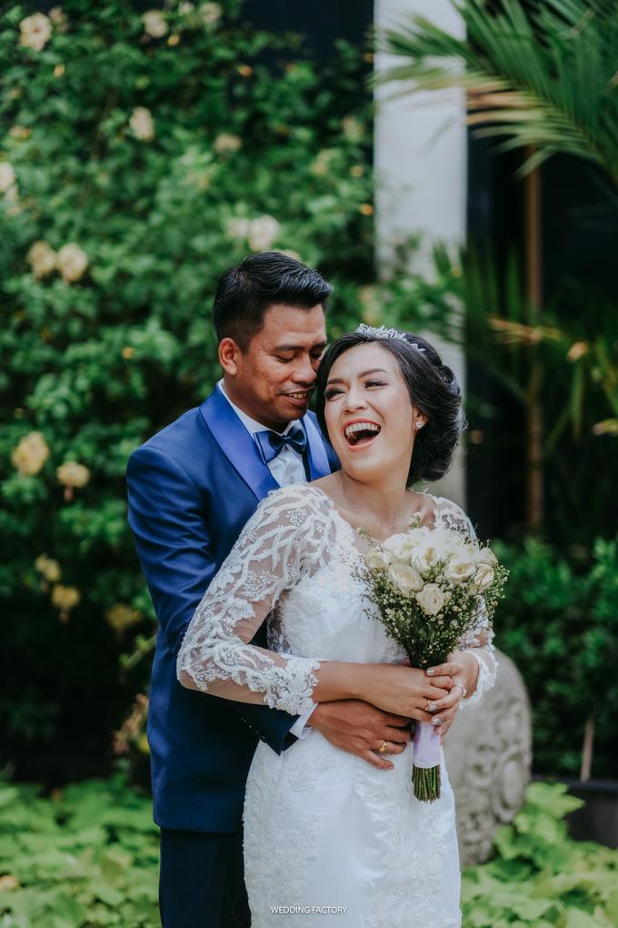 Daniel + Uli Wedding by Wedding Factory - 012