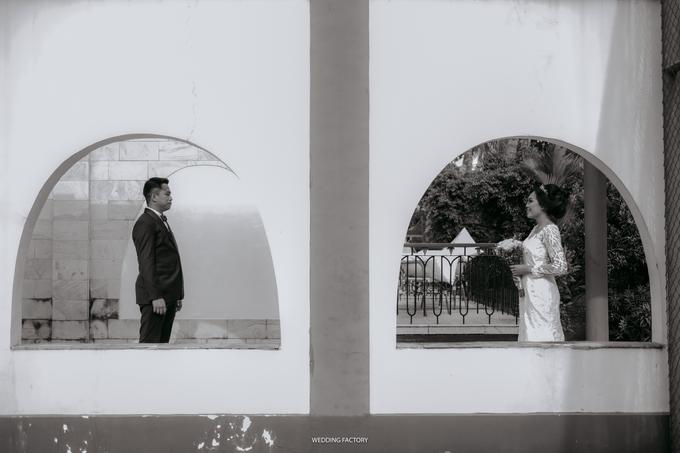 Daniel + Uli Wedding by Wedding Factory - 014
