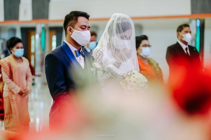 Daniel + Uli Wedding by Wedding Factory - 010
