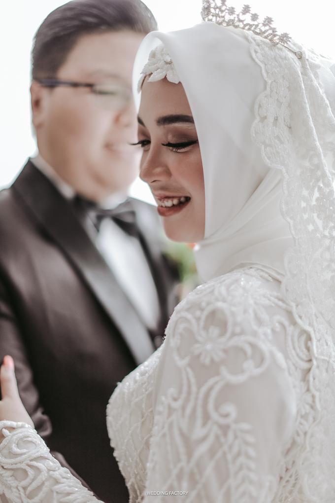 Syafiera + Rizky Wedding by Wedding Factory - 002