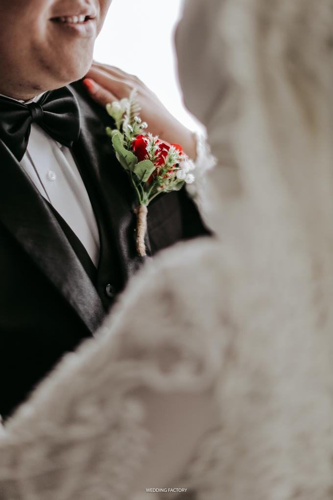 Syafiera + Rizky Wedding by Wedding Factory - 004