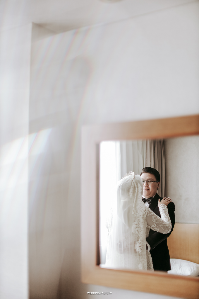 Syafiera + Rizky Wedding by Wedding Factory - 005