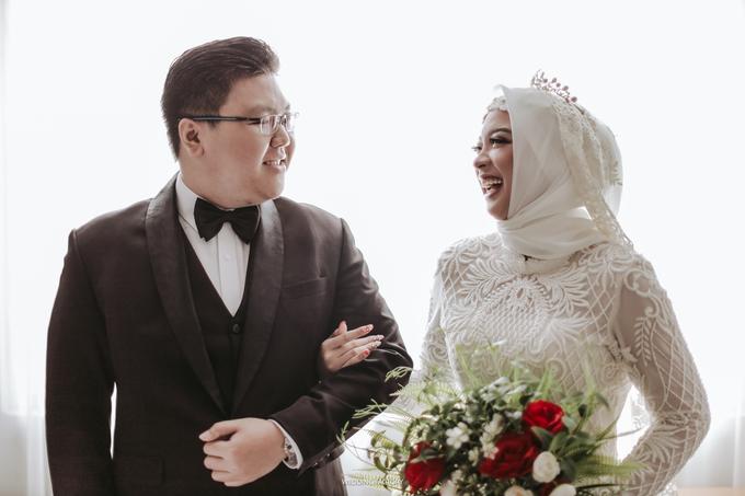 Syafiera + Rizky Wedding by Wedding Factory - 006