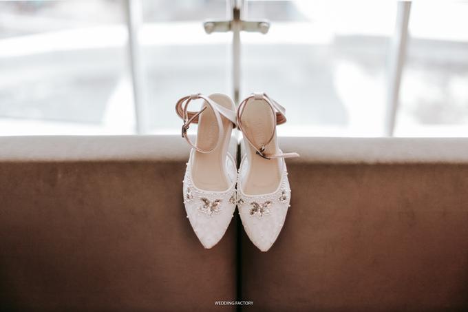 Syafiera + Rizky Wedding by Wedding Factory - 008