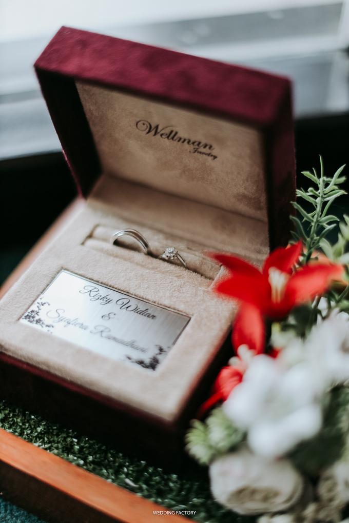 Syafiera + Rizky Wedding by Wedding Factory - 009