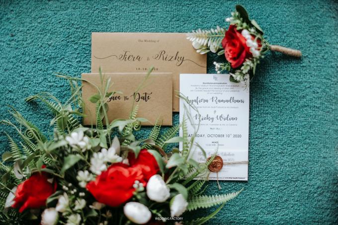Syafiera + Rizky Wedding by Wedding Factory - 010