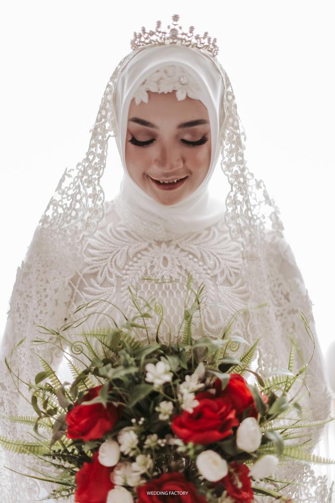 Syafiera + Rizky Wedding by Wedding Factory - 011